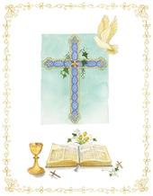 Pack of 6 Samaritans Charity Easter Greeting Cards