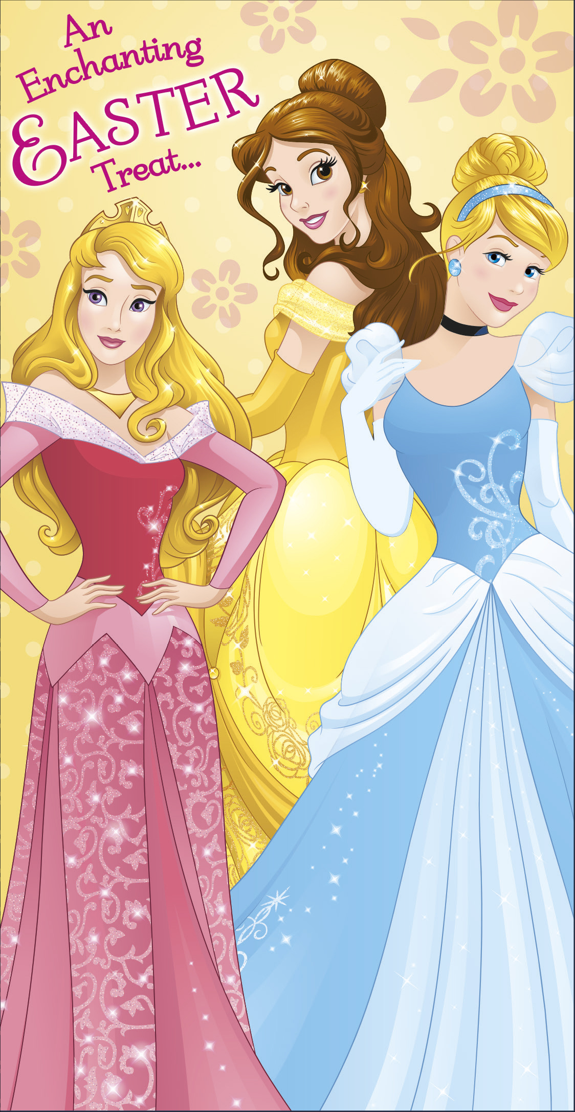 Disney Princess Happy Easter Money Wallet Gift Card | Cards