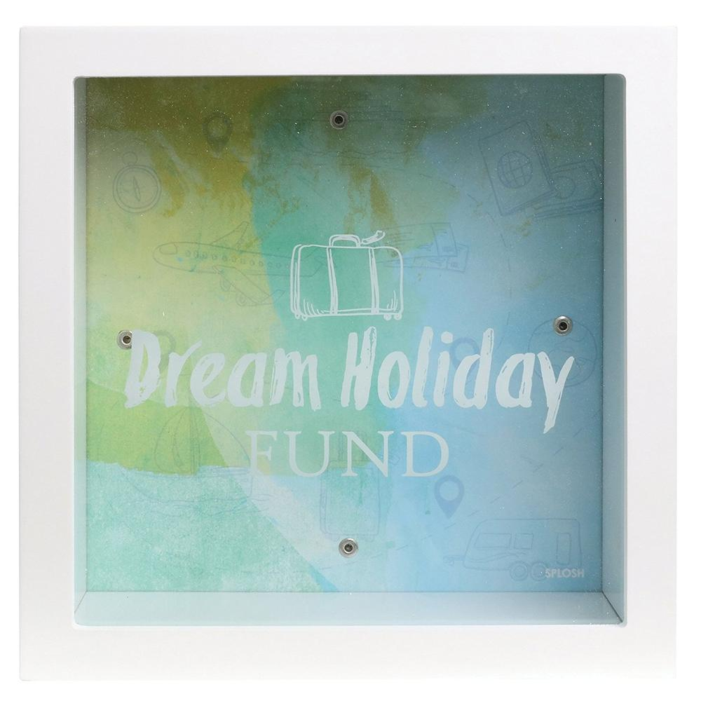 Dream Holiday Fund Change Box Gift