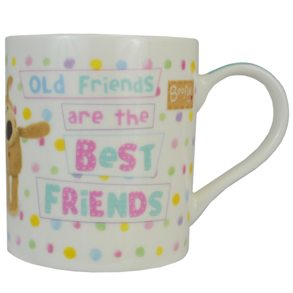 Boofle Old Friends The Best Friends China Mug In Gift Box