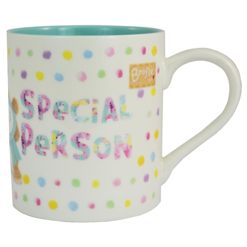 Boofle Special Person China Mug In Gift Box