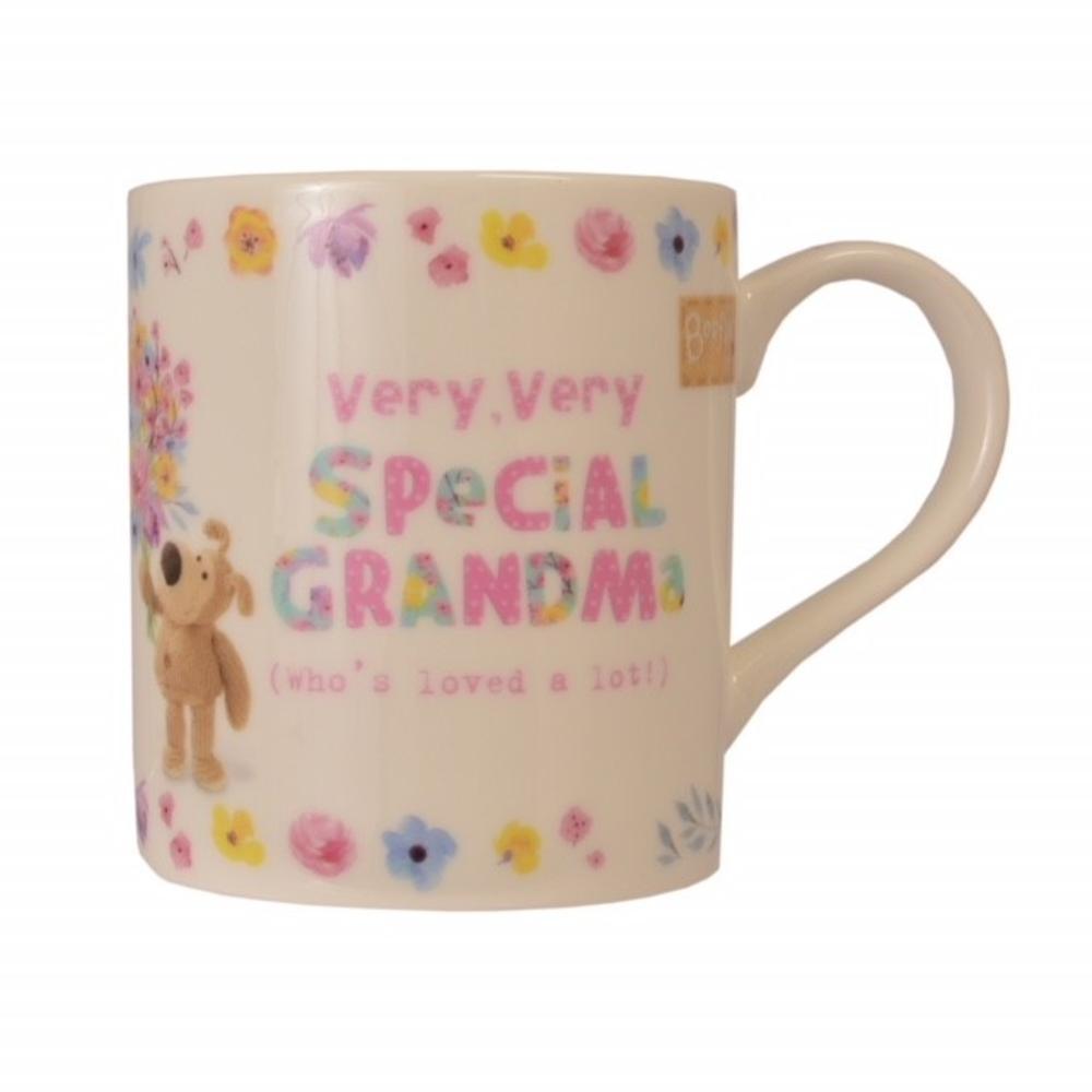 Boofle Very Special Grandma China Mug In Gift Box
