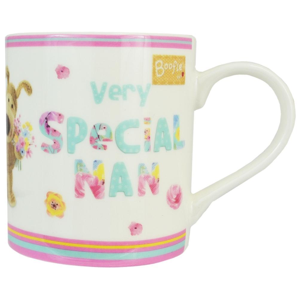 Boofle Very Special Nan China Mug In Gift Box