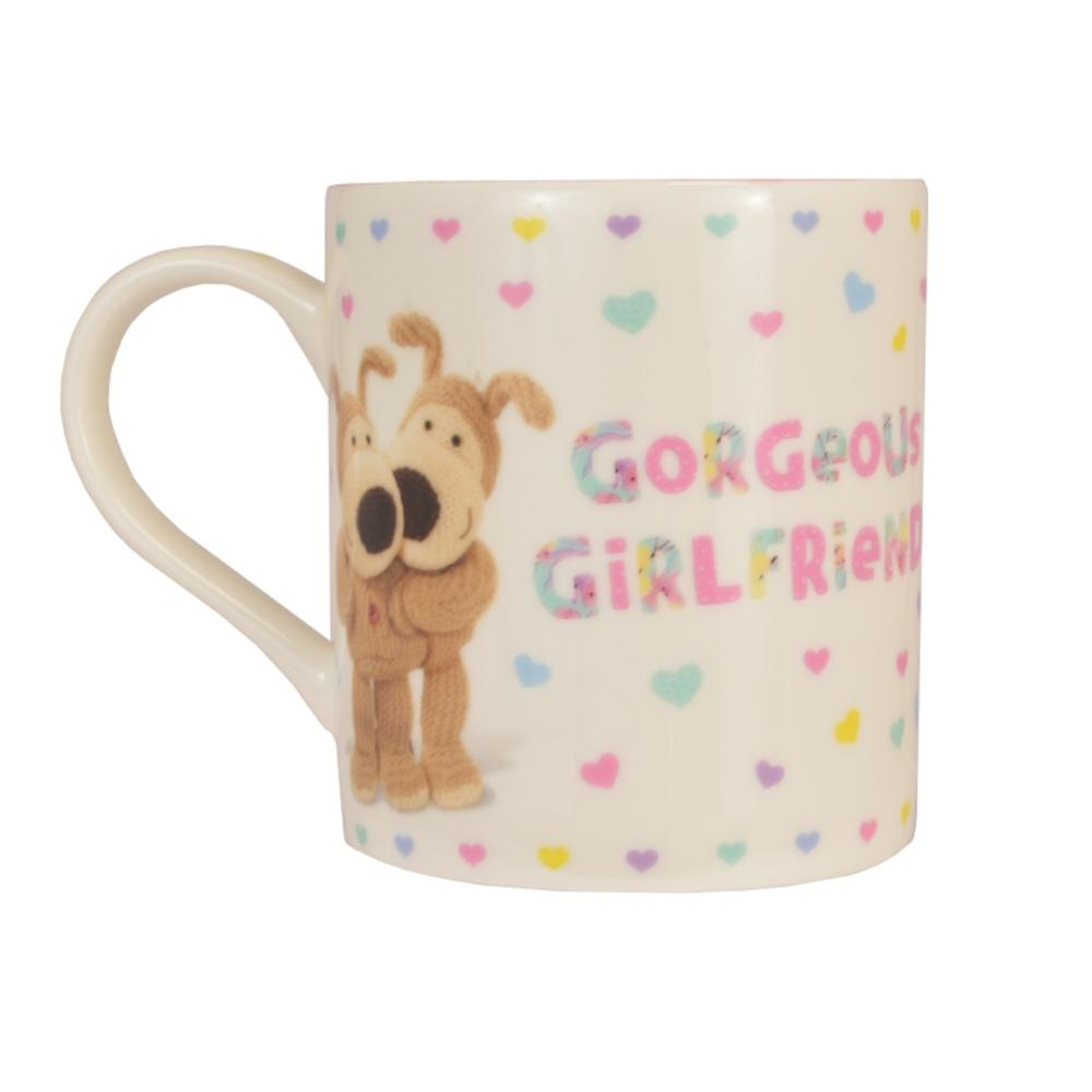 Boofle Gorgeous Girlfriend China Mug In Gift Box