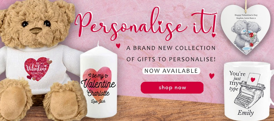 Valentine's Day Personalise It!