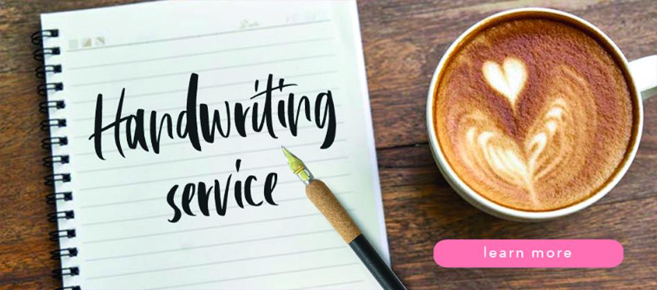 Handwriting Service