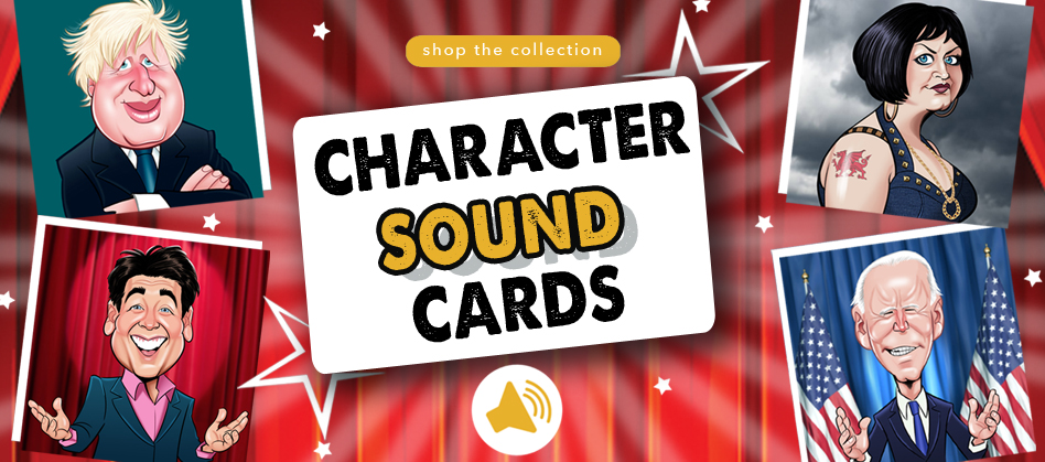 Character Sound Cards