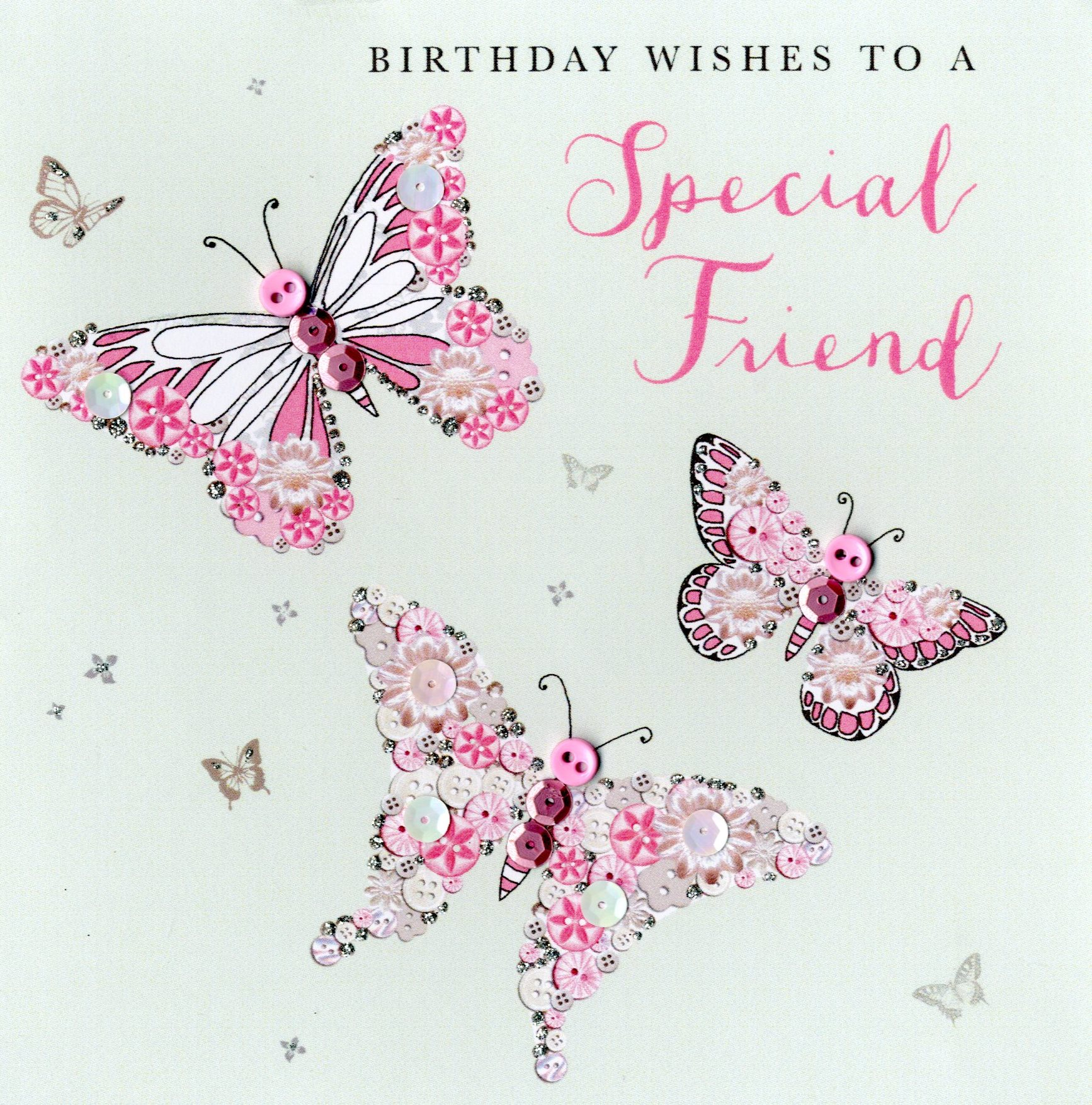 Peachy Special Friend Birthday Buttoned Up Greeting Card Cards Funny Birthday Cards Online Inifodamsfinfo
