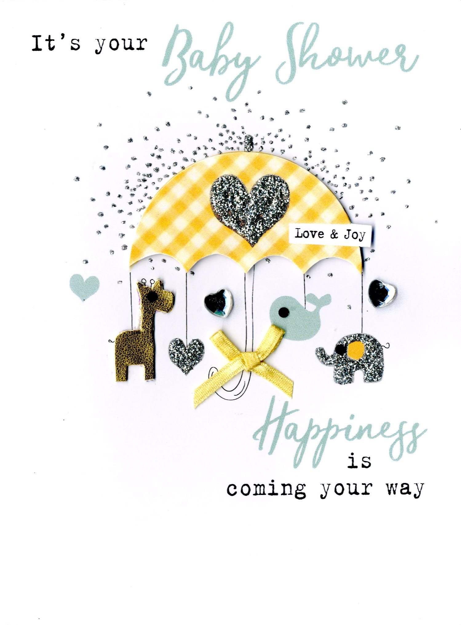 Its your baby shower irresistible greeting card cards love its your baby shower irresistible greeting card m4hsunfo