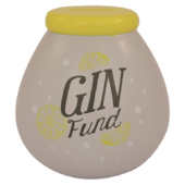 Gin Fund Pots of Dreams Money Pot