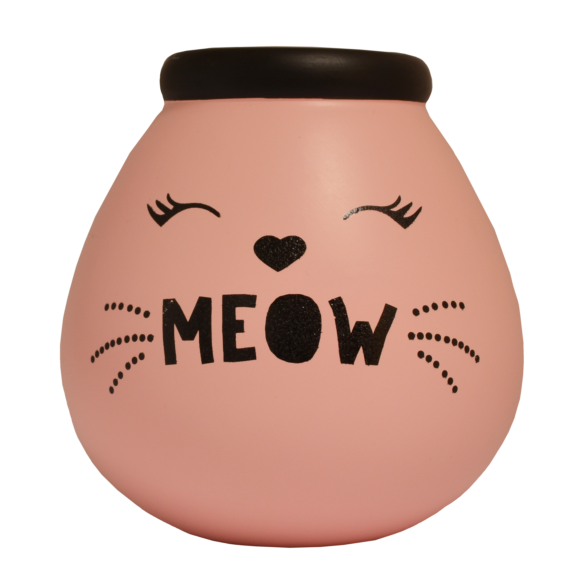 Meow Cat Pots of Dreams Money Pot Save Up /& Smash Money Box Gift
