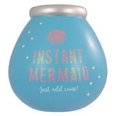 Instant Mermaid Pots of Dreams Money Pot