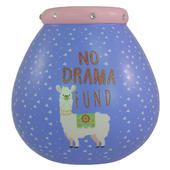 Llama No Drama Fund Pots of Dreams Money Pot