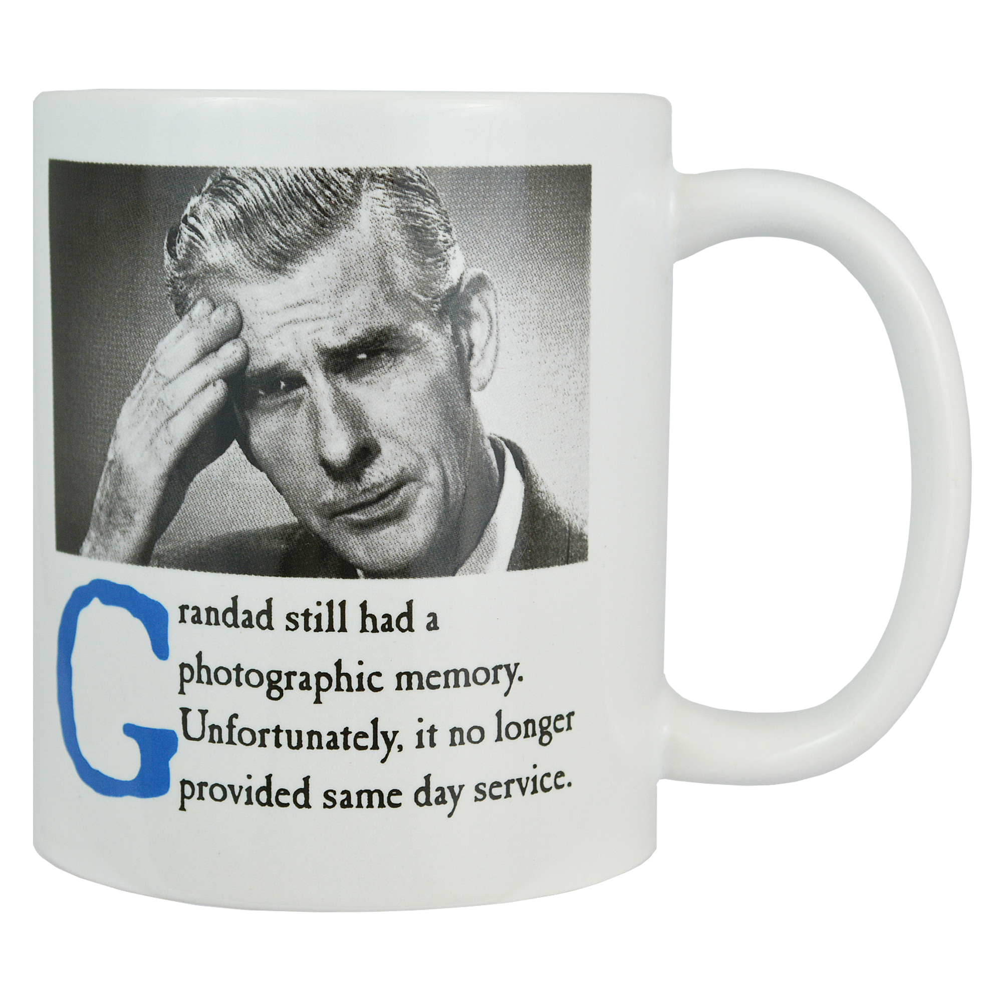 Emotional Rescue Grandad Mug In Gift Box Gifts