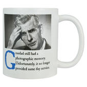 Emotional Rescue Grandad Mug In Gift Box