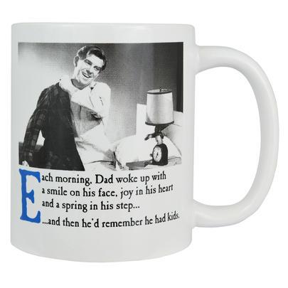 Emotional Rescue Dad Mug In Gift Box
