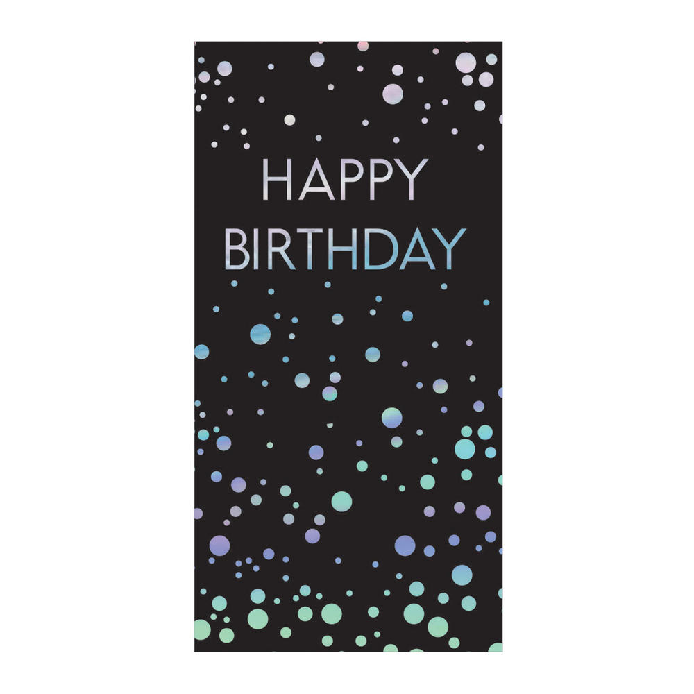 Happy Birthday Celebrate In Style Chocolate Bar & Card In One