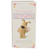 Very Special Grandma Boofle Chocolate Bar & Card In One