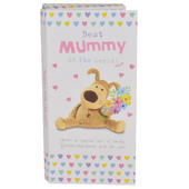 Best Mummy Boofle Chocolate Bar & Card In One