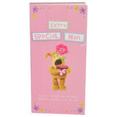 Extra Special Nan Boofle Chocolate Bar & Card In One