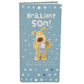 Brilliant Son Boofle Chocolate Bar & Card In One