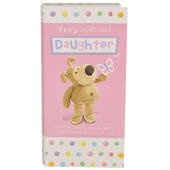 Very Special Daughter Boofle Chocolate Bar & Card In One