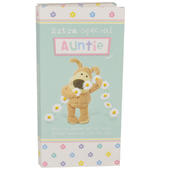 Extra Special Auntie Boofle Chocolate Bar & Card In One