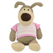 "Boofle Very Special Granddaughter Large 11"" Sitting Plush Toy"