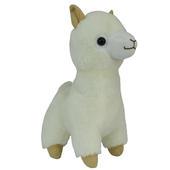 White Llama Plush Toy Gift