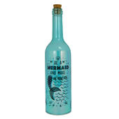 Be A Mermaid & Make Waves Iridescent Light Up Bottle