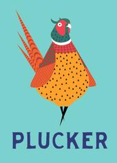 Pheasant Plucker Tea Towel