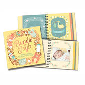 Studio Oh! Baby's First Five Years Journal