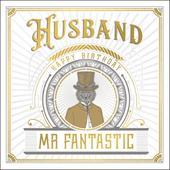 Husband Happy Birthday Odyssey Greeting Card