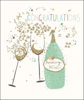 Congratulations Pretty Greeting Card