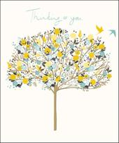 Thinking Of You Pretty Greeting Card