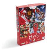 Box of 24 Assorted Charity Christmas Cards