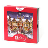 Box of 16 British Heart Foundation Charity Christmas Cards