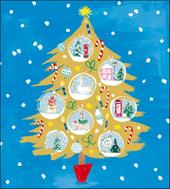 Pack of 5 Christmas Baubles Samaritans Charity Christmas Cards