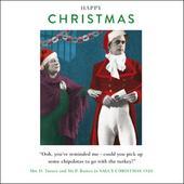 Chipolatas Funny Christmas Greeting Card