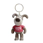 Mini Boofle Mum's Taxi Keyring Gift