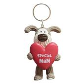Mini Boofle Special Nan Keyring Gift