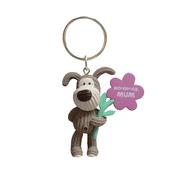 Mini Boofle Wonderful Mum Keyring Gift