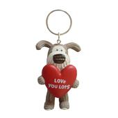 Mini Boofle Love you Lots Keyring Gift