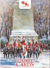 Box of 12 Army The Soldiers' ABF Charity Christmas Cards