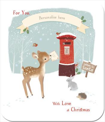 Grandfather (All Names) Christmas Greeting Card
