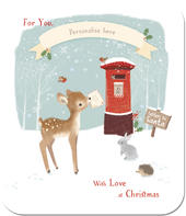 Grandfather (All Names) Christmas Greeting Card