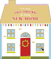 First Christmas In Your New Home Greeting Card