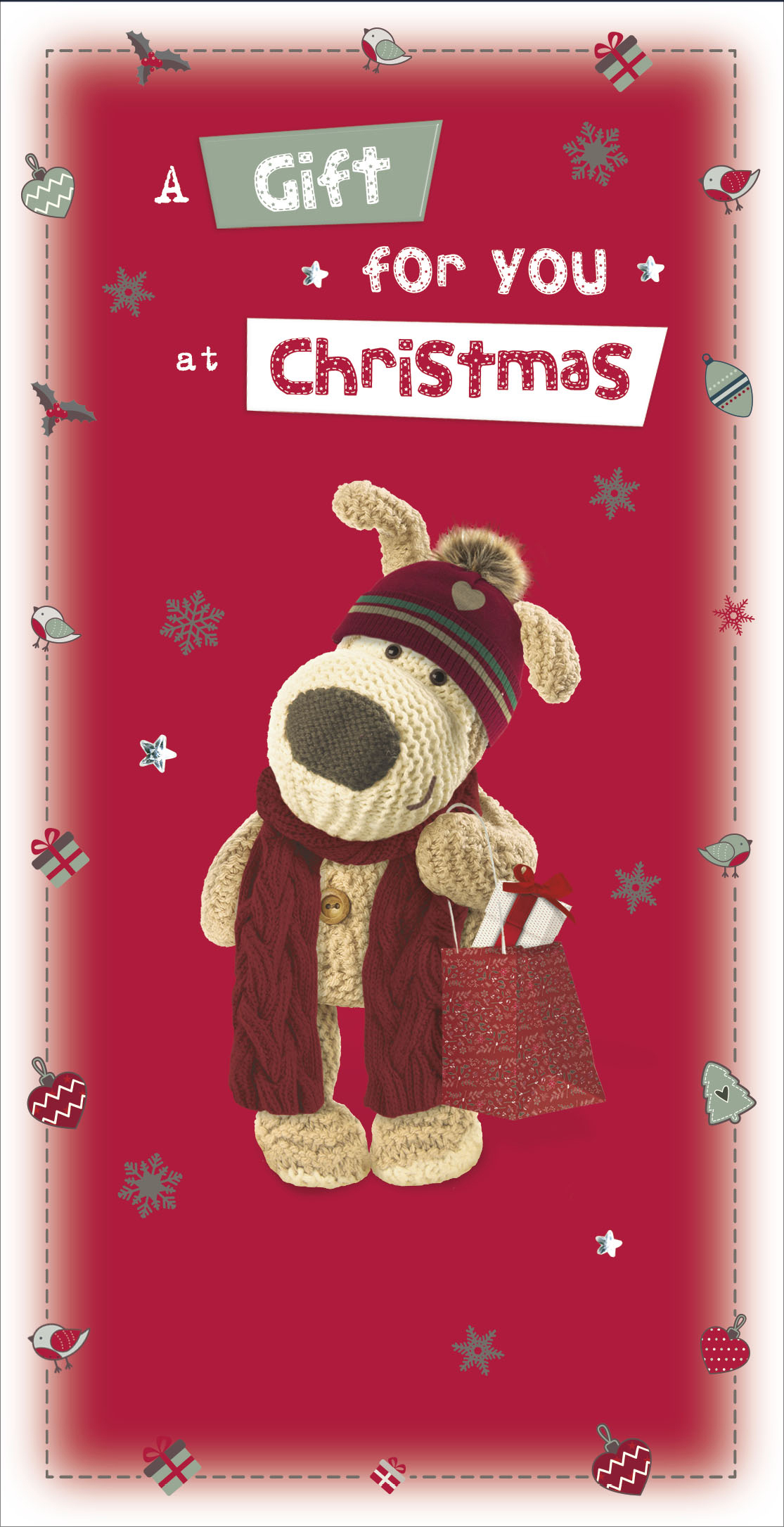 Boofle Money Wallet Christmas Gift Card | Cards