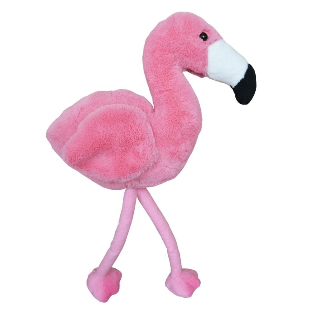 Pink Flamingo Plush Toy Gift Idea