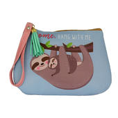 Sloth Bag Come Hang With Me Multi Purpose Pouch